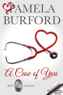 A Case of You by Pamela Burford