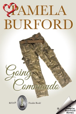 Going Commando by Pamela Burford
