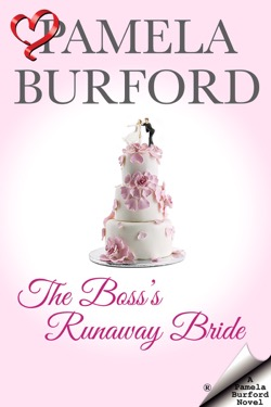 The Boss's Runaway Bride by Pamela Burford